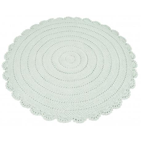tapis roundy - mint